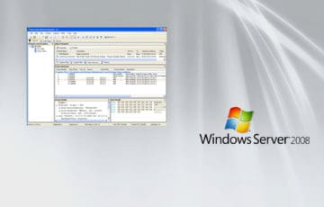 Howto Monitor Network Traffic Windows Server 2008 using NetMon
