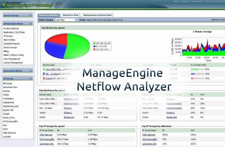 ManageEngine Analyzer Professional
