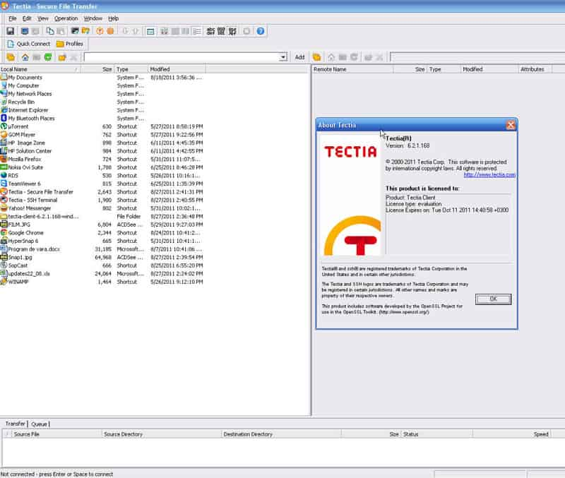 Tectia SSH server