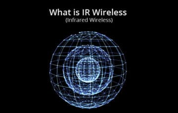 What is IR Wireless (infrared wireless)