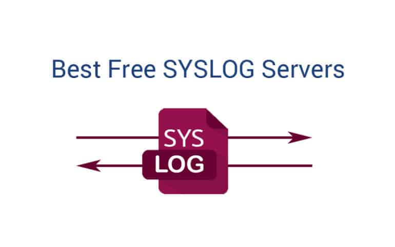 11 Best Free Syslog Servers for Windows/Linux, Software & TOOLS!