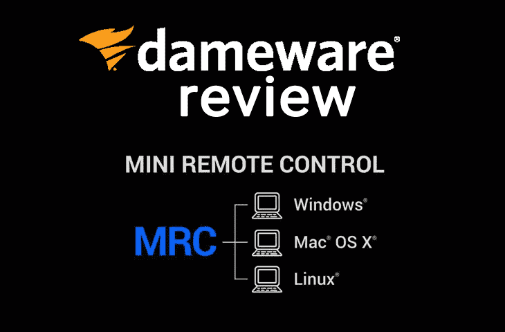 dameware review and features