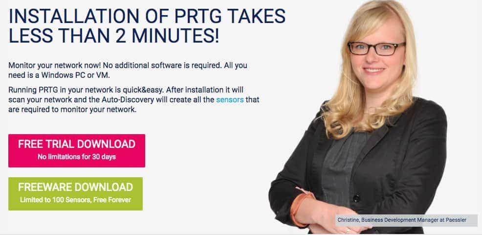 PRTG Link