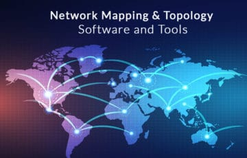 network topology mapping software