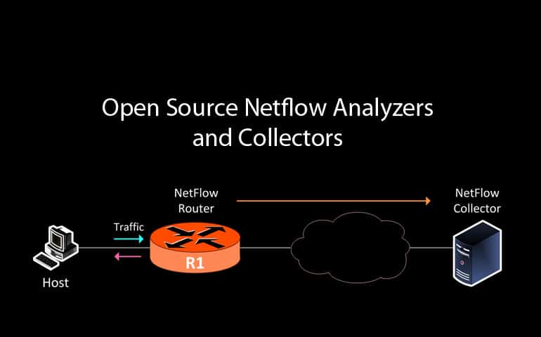 Best Free Open Source Netflow Analyzers & Collectors for