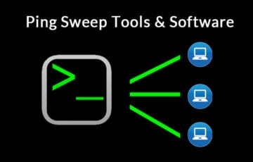 best ping sweep tools and software