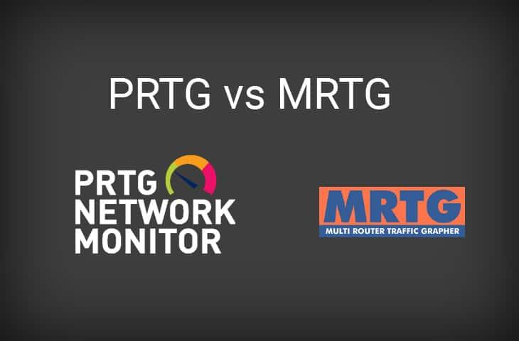 prtg vs mrtg comparison