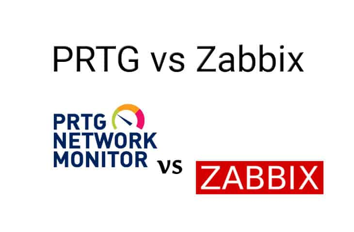 prtg vs zabbix comparison and differences