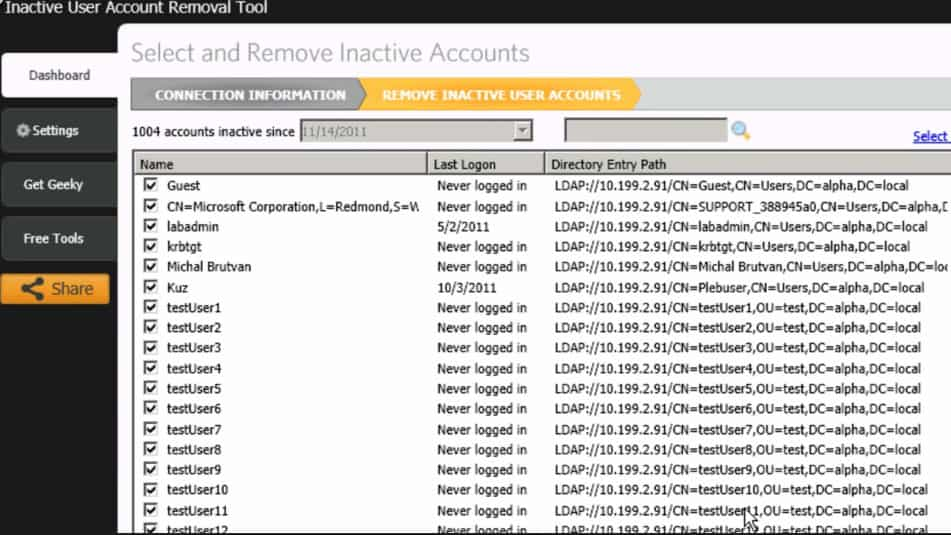 Best Active Directory Tools (FREE) for AD Management