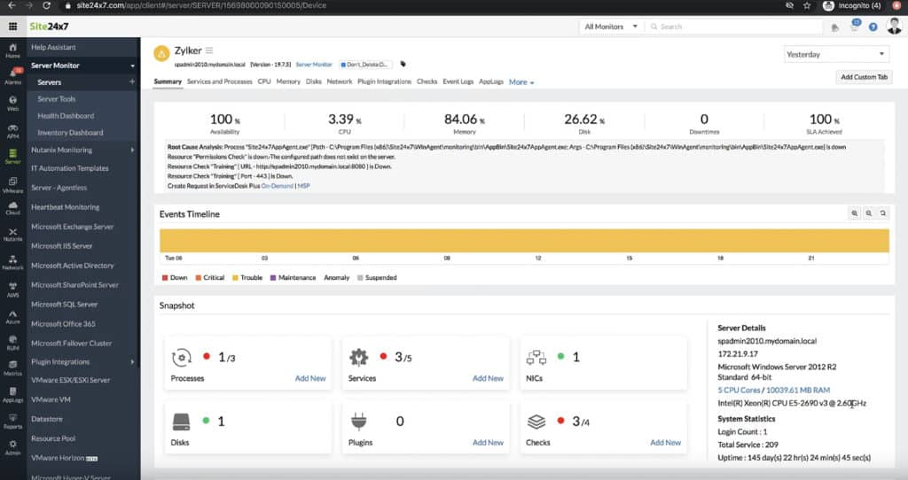 site24x7-server-dashboard-stats